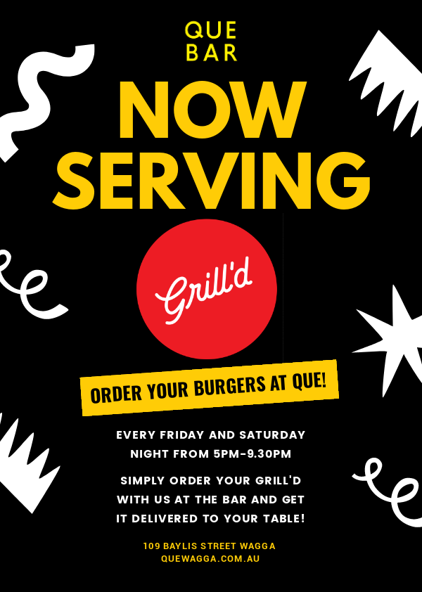 Grilled Promo